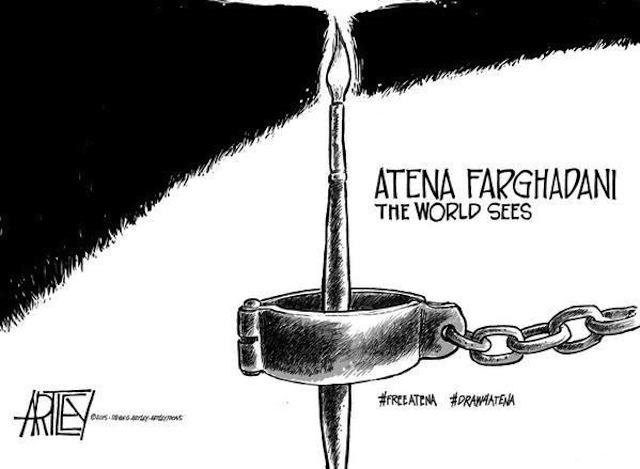 A cartoon by Steve Artley (Image via Twitter/artleytoons)