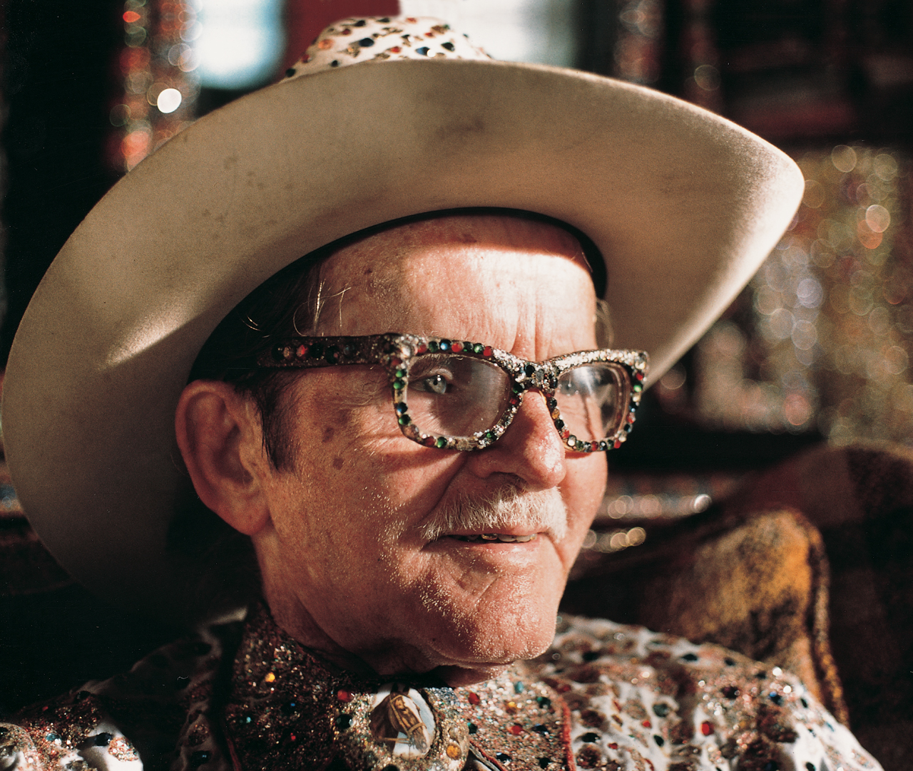 the original rhinestone cowboy u0026 39 s glittery home will be