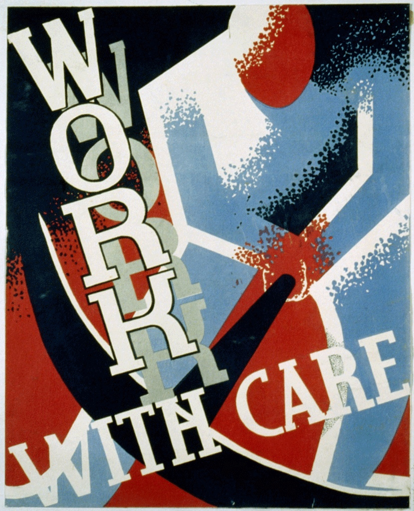 Work Projects Administration Poster Collection (Library of Congress)