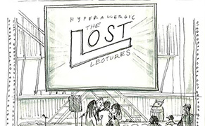 Post image for A Graphic Reporter's Hand-drawn Highlights from Lost Lectures NY Two