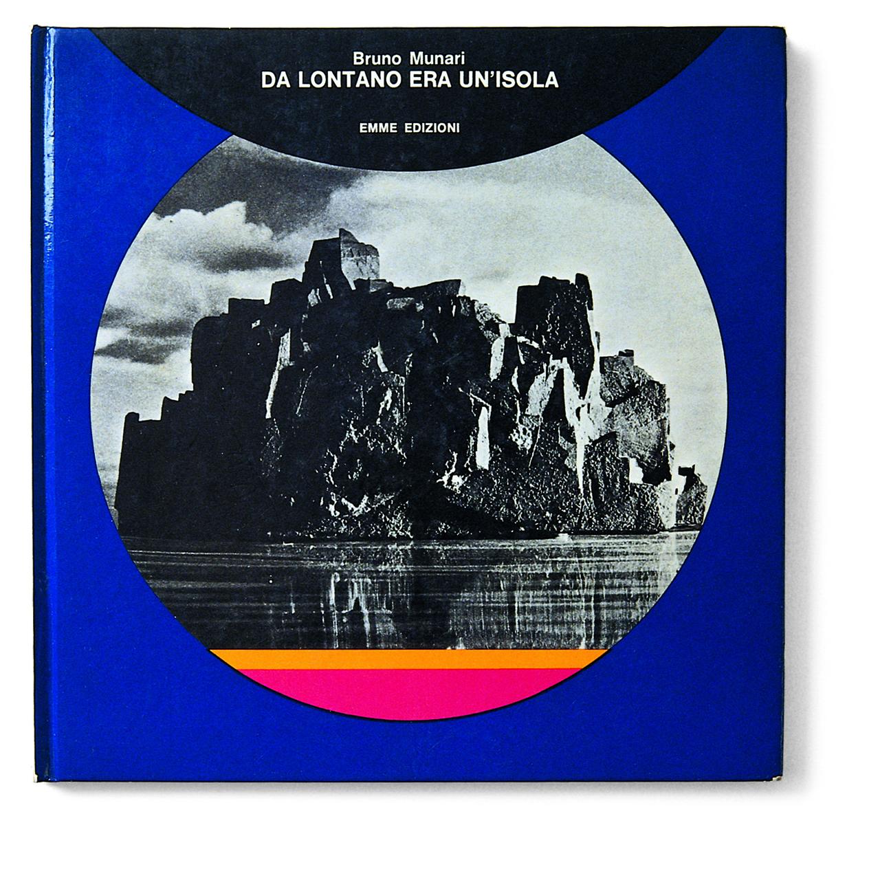 Da lontano era un'isola Image credit: Milan: Emme Edizioni, 1971