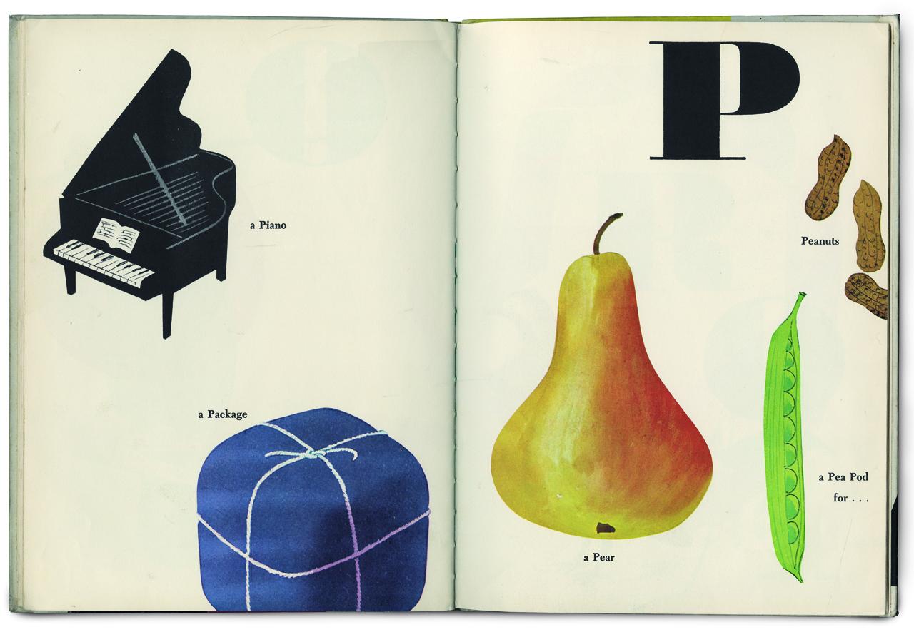 'Bruno Munari's ABC' (Mantua: Graziano Peruffo, 1960)