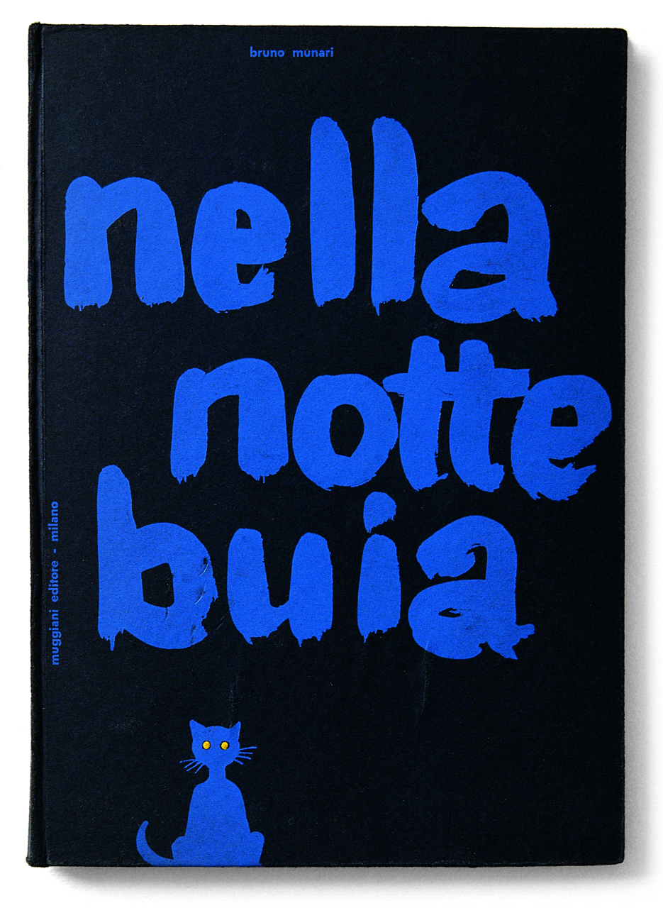 'Nella Notte Buia' (Milan: Muggiani editore, 1956)