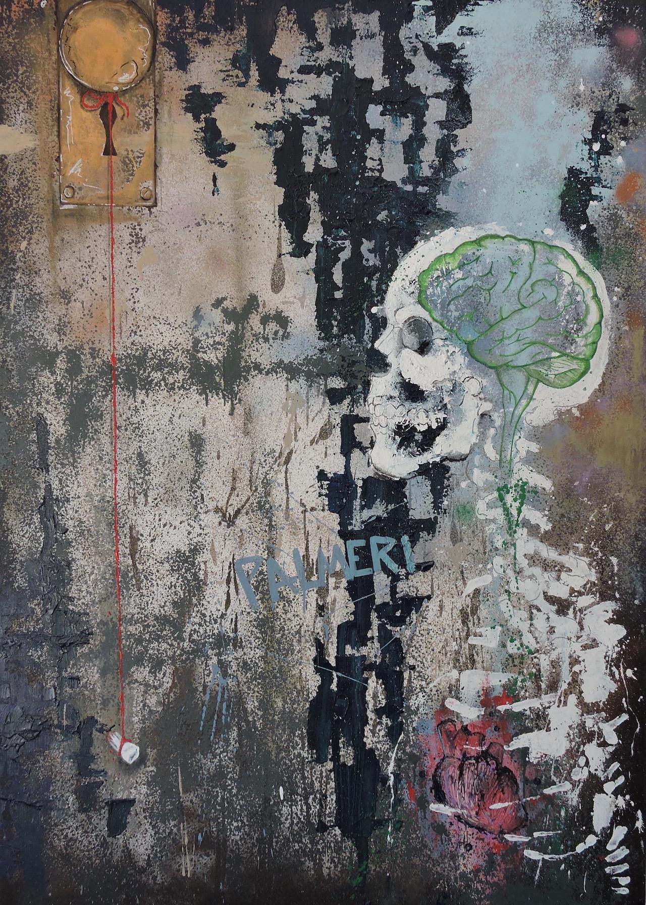 """Jason Palmeri """"Impetus"""" (2012) (photo by author)"""