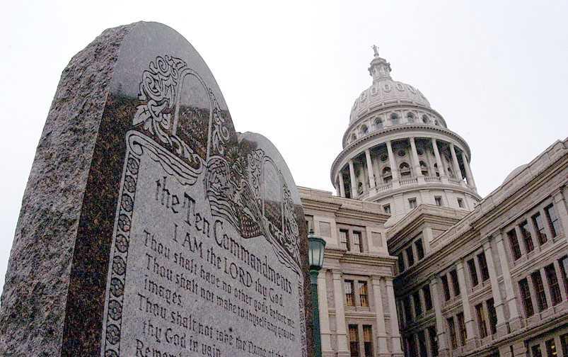 Sad News For Satanists Oklahomas Ten Commandments Monument Must Go