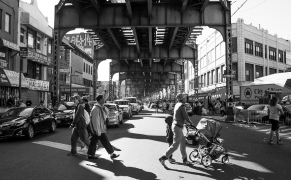Post image for Bringing New York City's Underpasses Out of the Shadows and into Public Space