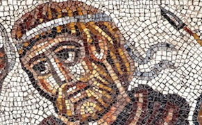Post image for Mosaic Possibly Depicting Alexander the Great Found in Ancient Synagogue