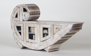 Post image for Borrowing Books from Sculptural Micro-Libraries