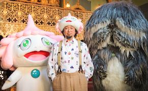 Post image for Takashi Murakami Explains How Fukushima Inspired His New Children's Movie