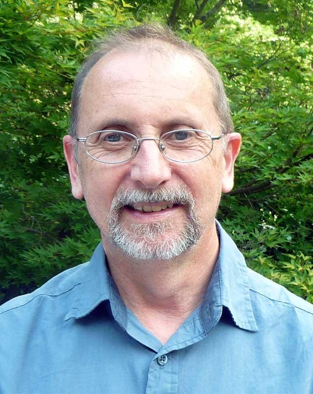 Jed Rasula (image courtesy the publisher)
