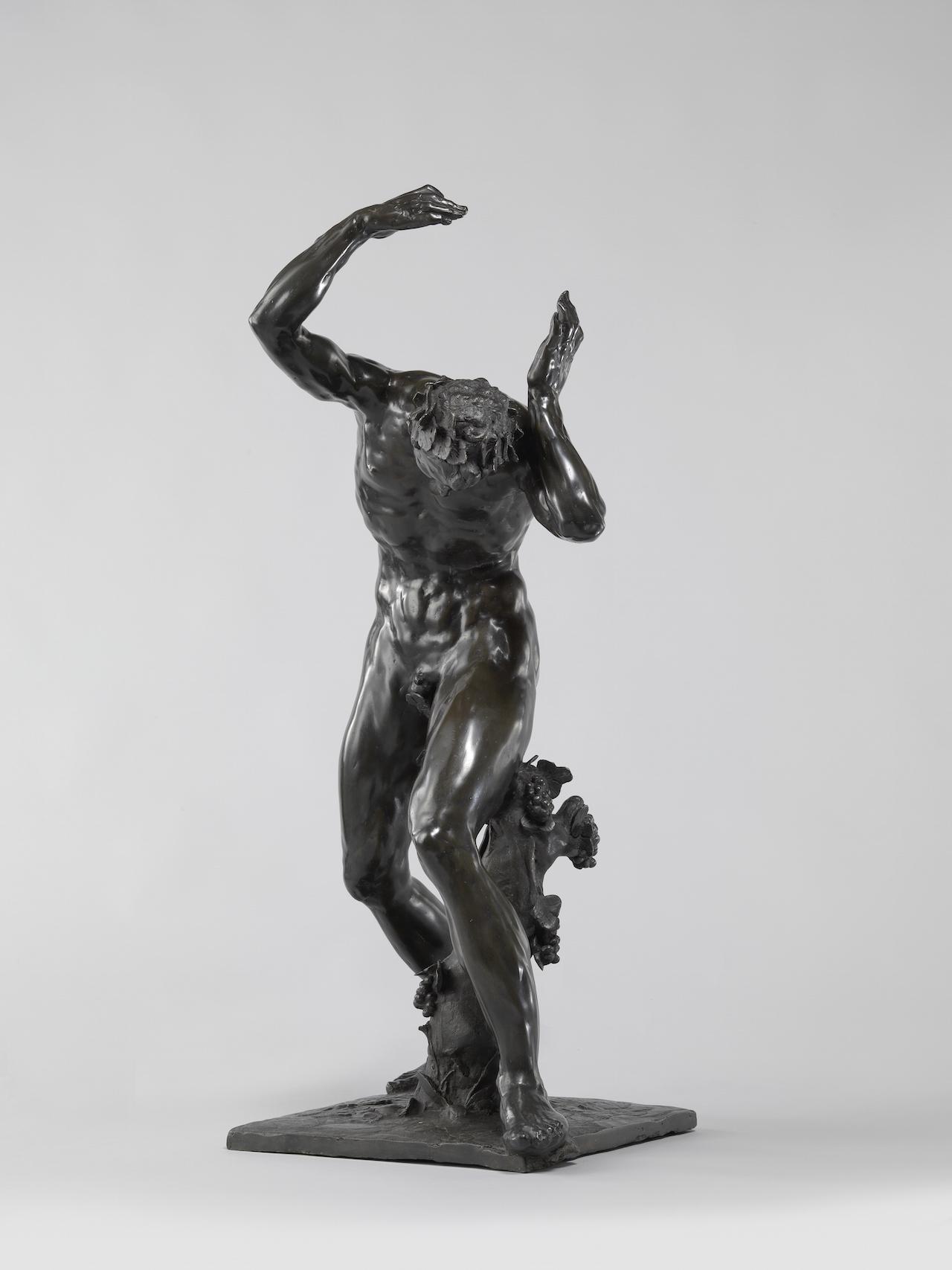 """Adriaen de Vries, """"Bacchant"""" (1626) (courtesy the Rijksmuseum)"""
