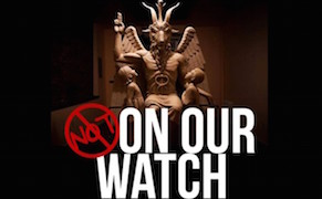 Post image for Will Christians Crash Satanic Statue Unveiling in Detroit?