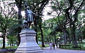 Post image for A New Project Seeks to Erect Statues of Historic Women in Central Park