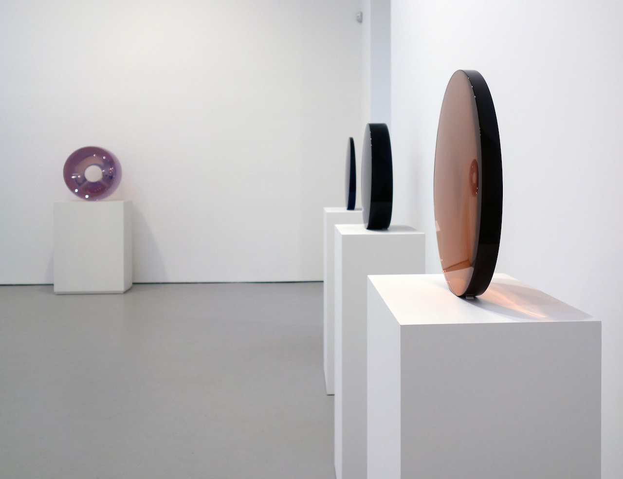 De Wain Valentine: Works from the 1960s and 1970s