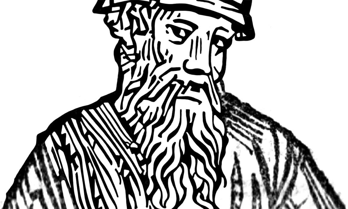 A digitally restored Marozzo image