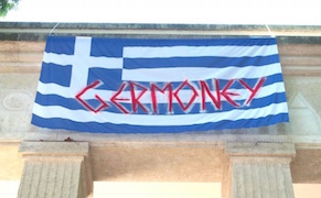Post image for Debt in Venice: German Pavilion Artists Show Support for Greece