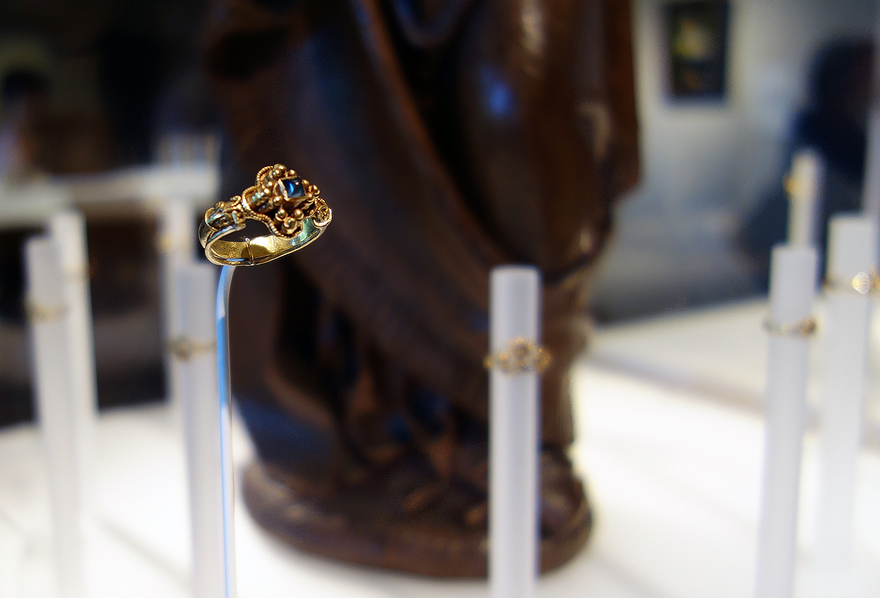 Treasures and Talismans: Rings from the Griffin Collection