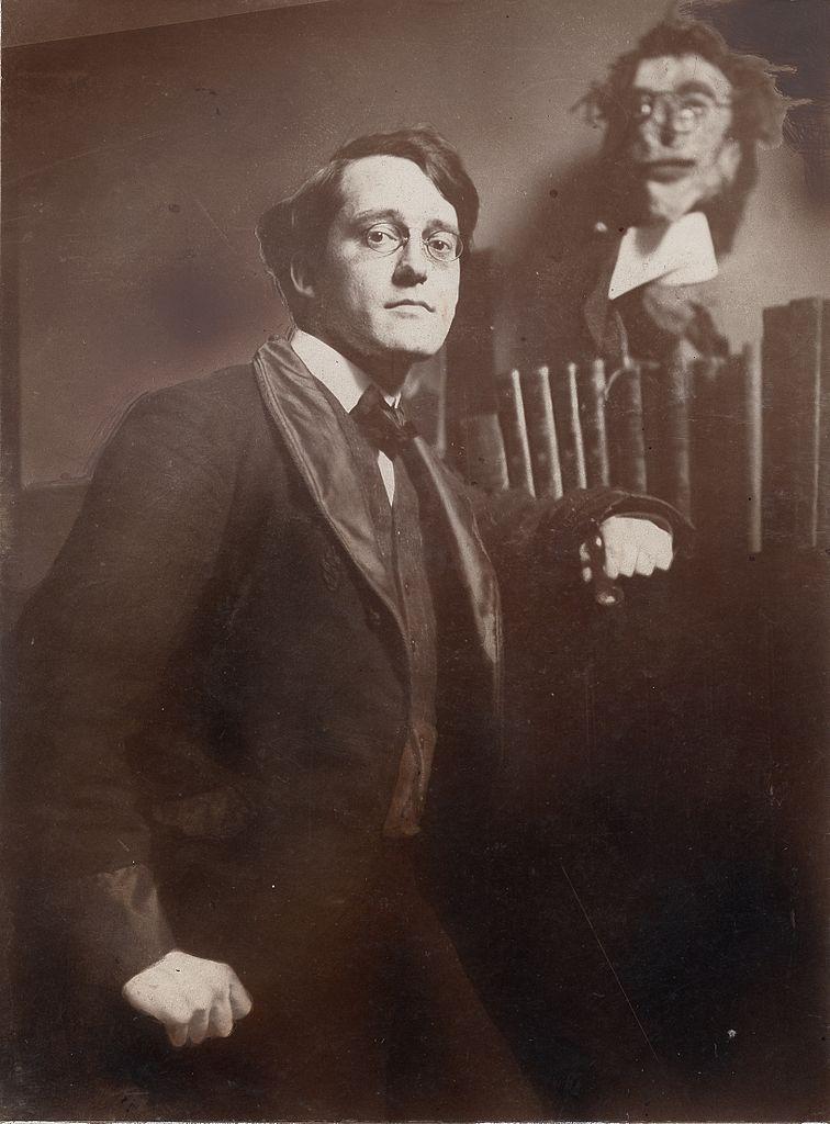 John Sloan (1891) (via Wikimedia)