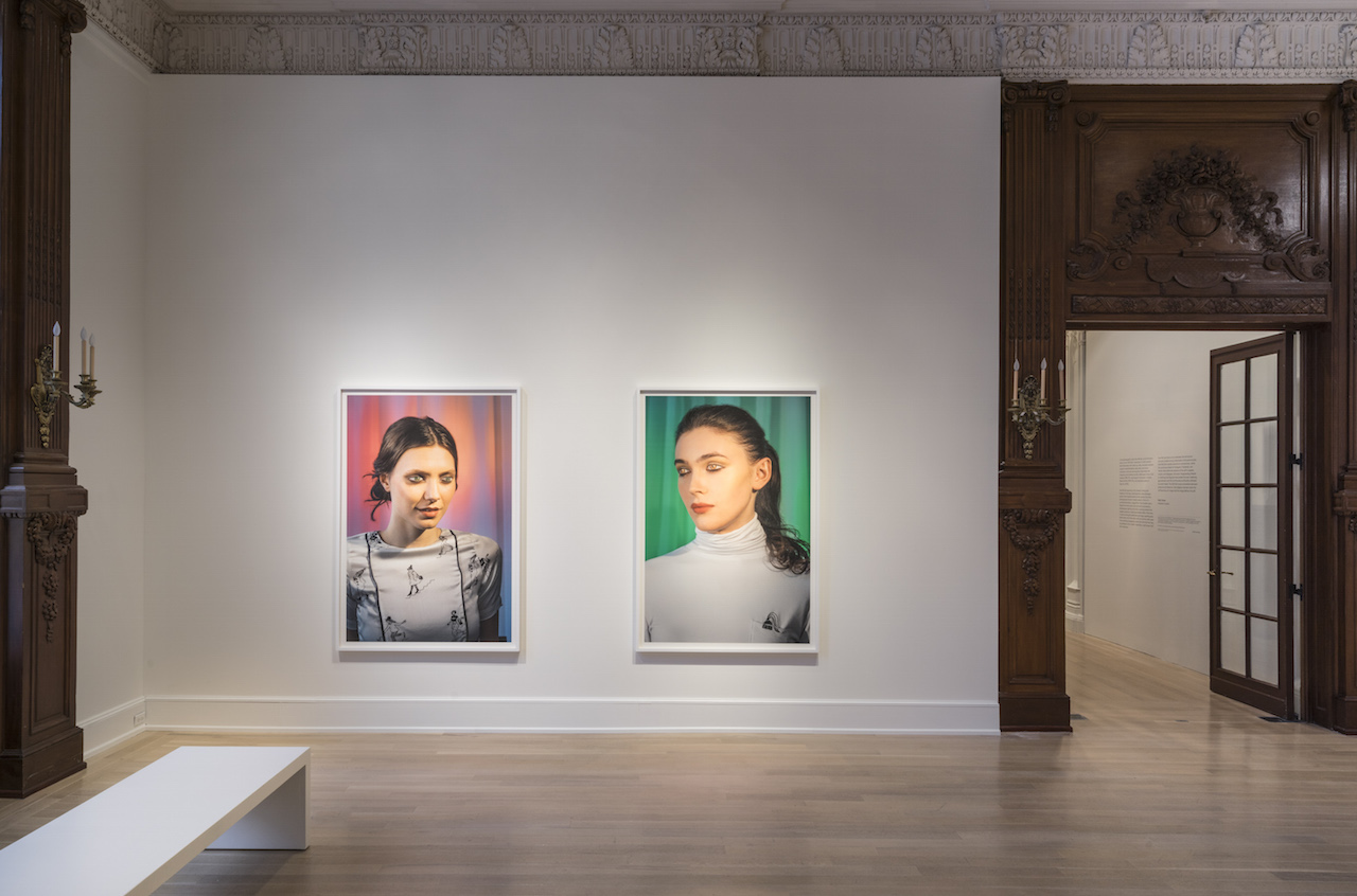 Installation view of 'Laurie Simmons: How We See' at the Jewish Museum (© The Jewish Museum, photo by David Heald)