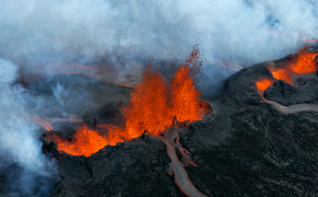 Post image for Where Primordial Lava Flows into Ice