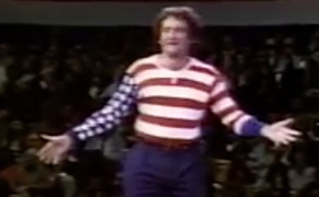 Post image for Saluting Robin Williams as the American Flag