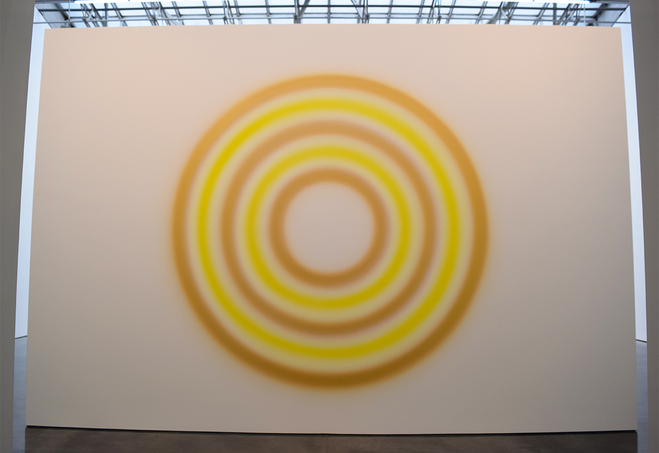 "Ugo Rondinone, ""vierterjunizweitausendundfünfzehn"" (2015) at Gladstone Gallery"