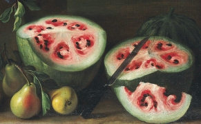 Post image for The Evolution of the Watermelon, Captured in Still Lifes
