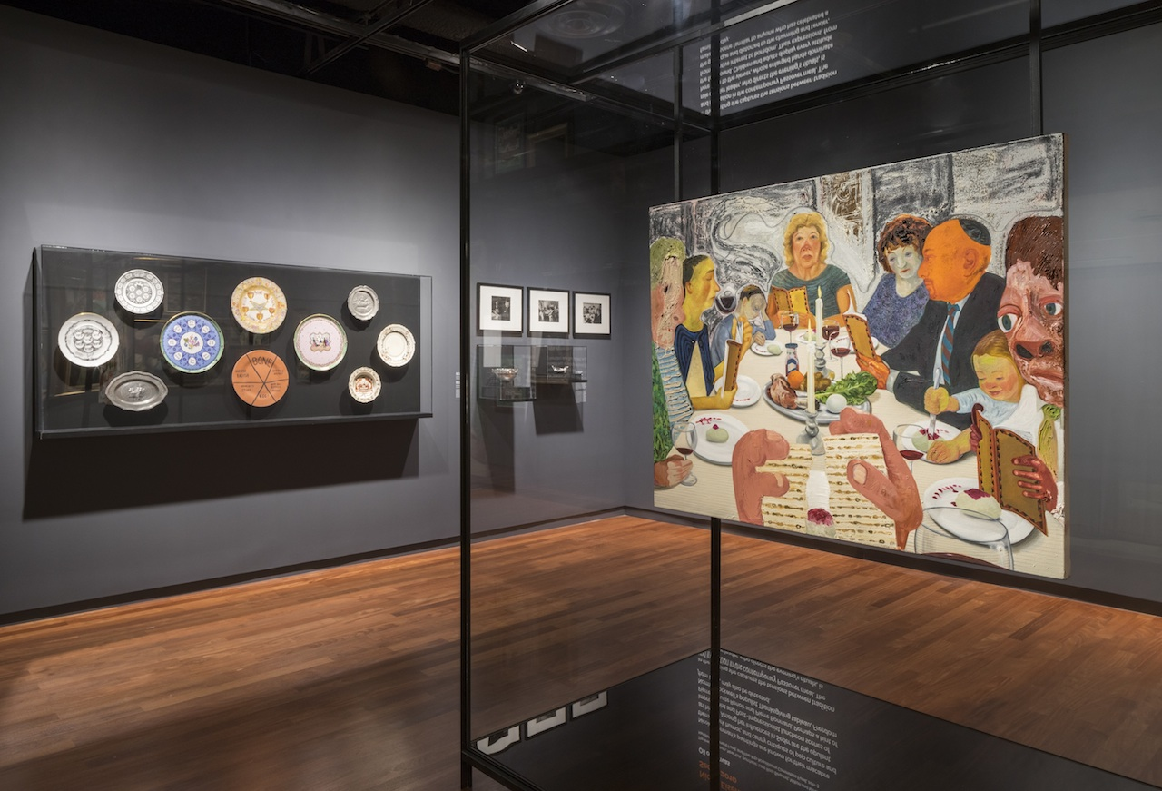 Masterpieces & Curiosities: Nicole Eisenman's Seder