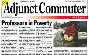 Post image for Are You a Commuting Adjunct? There's a Magazine for You (Sort Of)