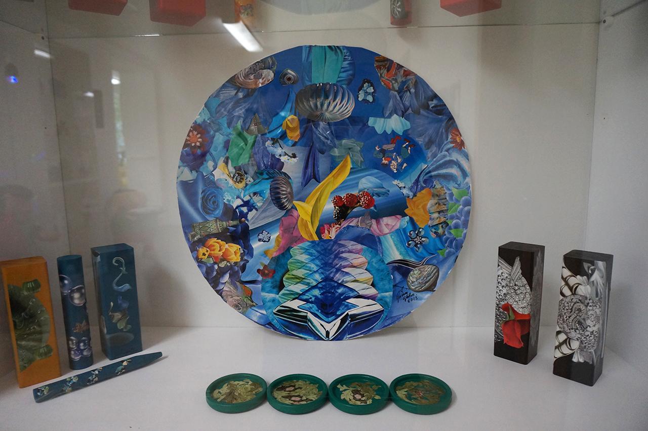 Artwork by Guðný Guðmundsdóttir