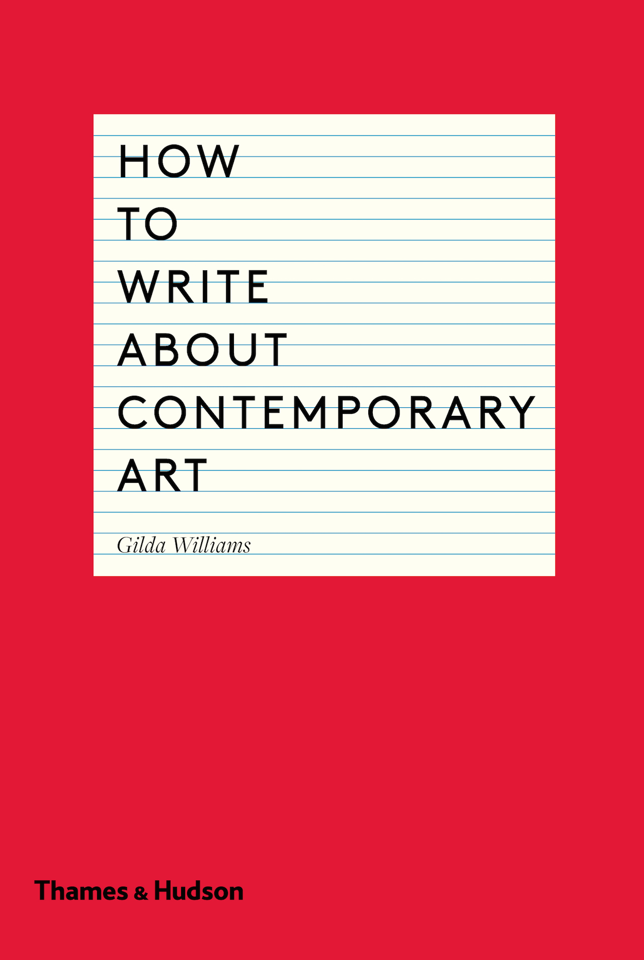 The ABC of Art Criticism: Some Recent How To's