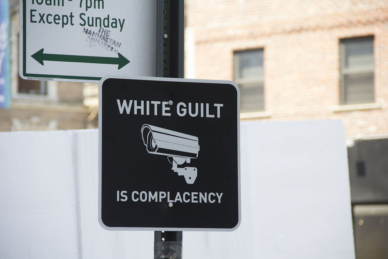 #BlackLivesMatter Street Signs Coming to New York This Fall