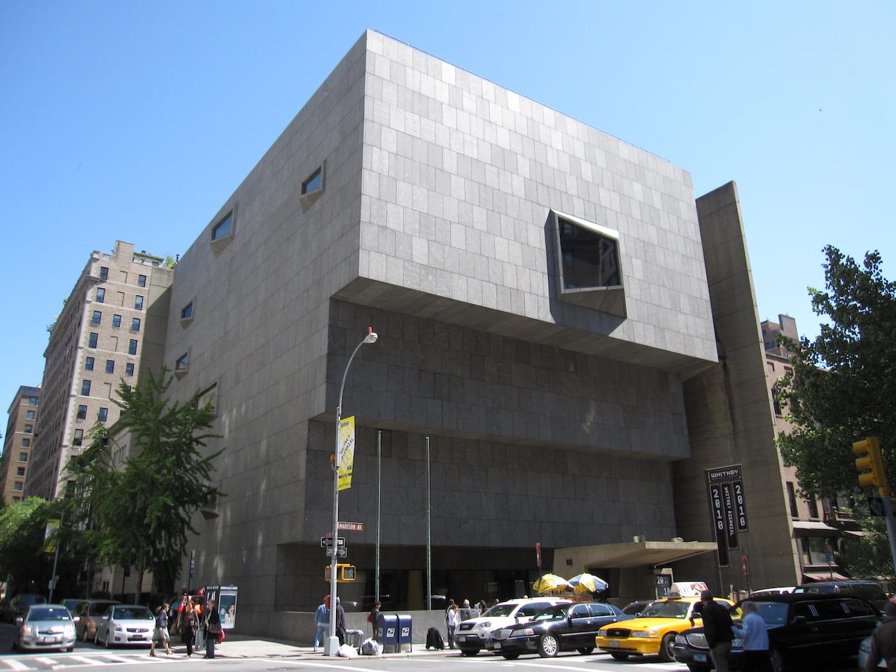 The Breuer Building (photo via Wikipedia)
