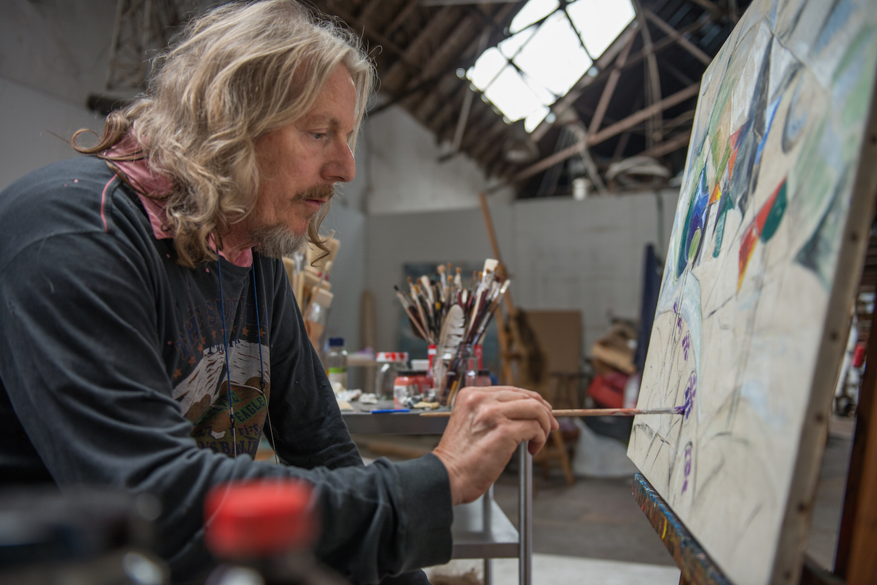 Wolfgang Beltracchi in Arne Birkenstock's documentary 'Beltracchi: The Art of the Forgery'