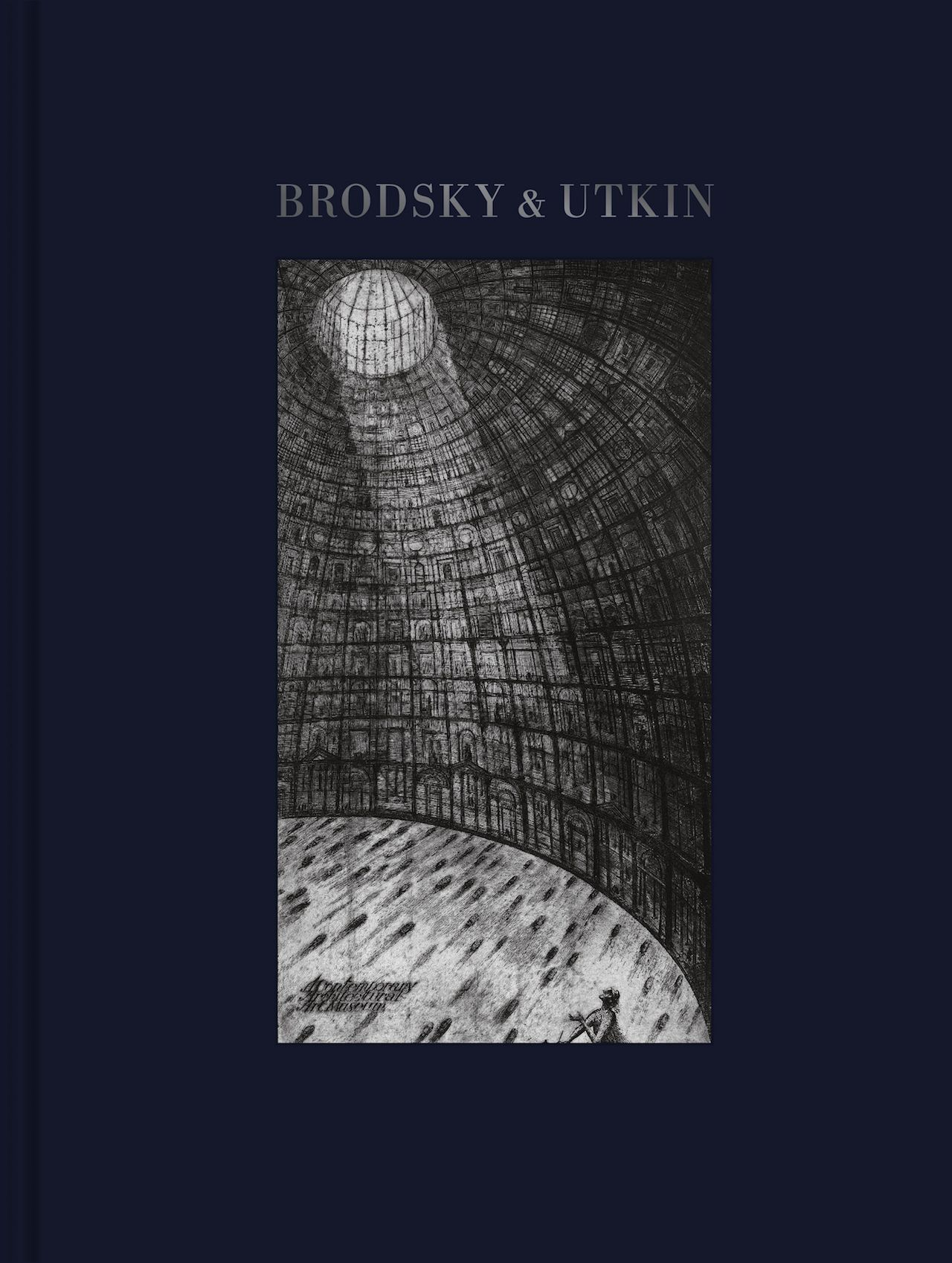 Cover of 'Brodsky & Utkin' (courtesy Princeton Architectural Press)