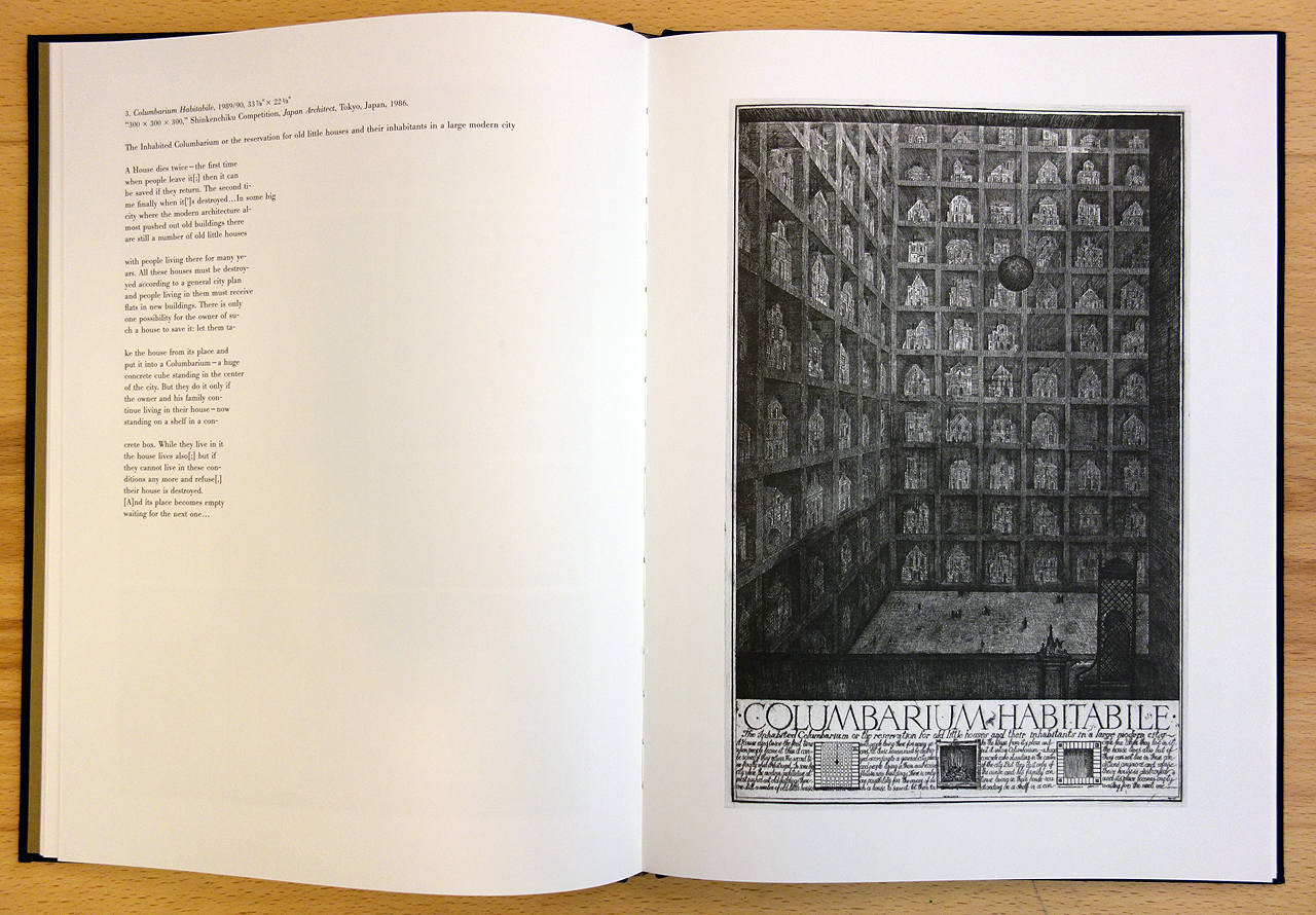 Inside 'Brodsky & Utkin' (photo of the book for Hyperallergic)