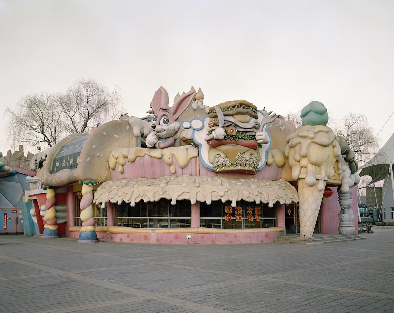 Shijingshang Park-Beijing in 'Stefano Cerio: Chinese Fun'