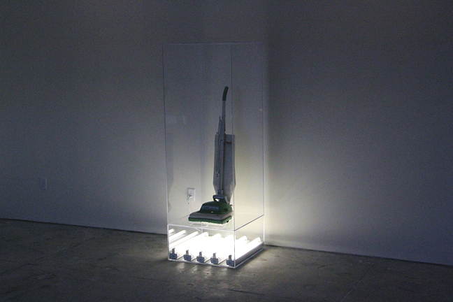 """Noah Davis, """"Imitation of Wealth"""" (via theunderground-museum.com)"""