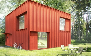 Post image for The Swedish House Built by 200 Million Clicks