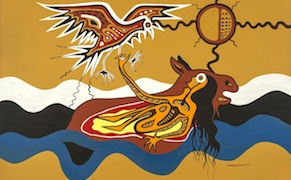 Post image for Seven First Nations Artists Who Fought for a Place in the Canadian Canon
