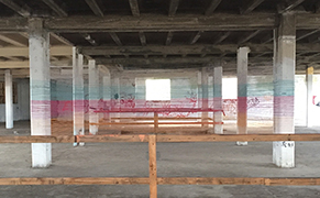 Post image for A String Spectacle Designed for Selfies in a DC Warehouse