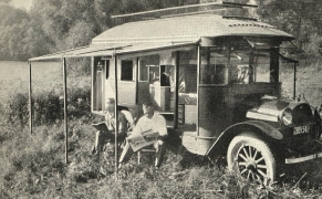 Post image for Illustrated Guides to Camping Like an Early-20th-Century American