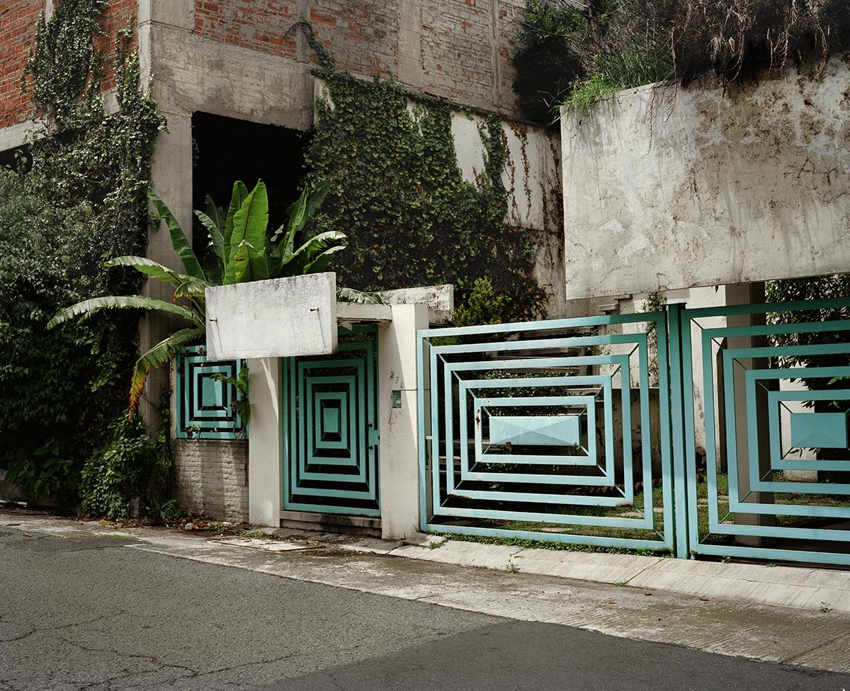 """Pablo López Luz, """"Bosque de las Lomas I"""" (2011), Mexico City"""