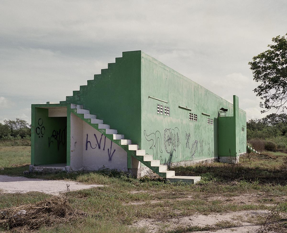"Pablo López Luz, ""Tixpehual I"" (2012), Yucatan"