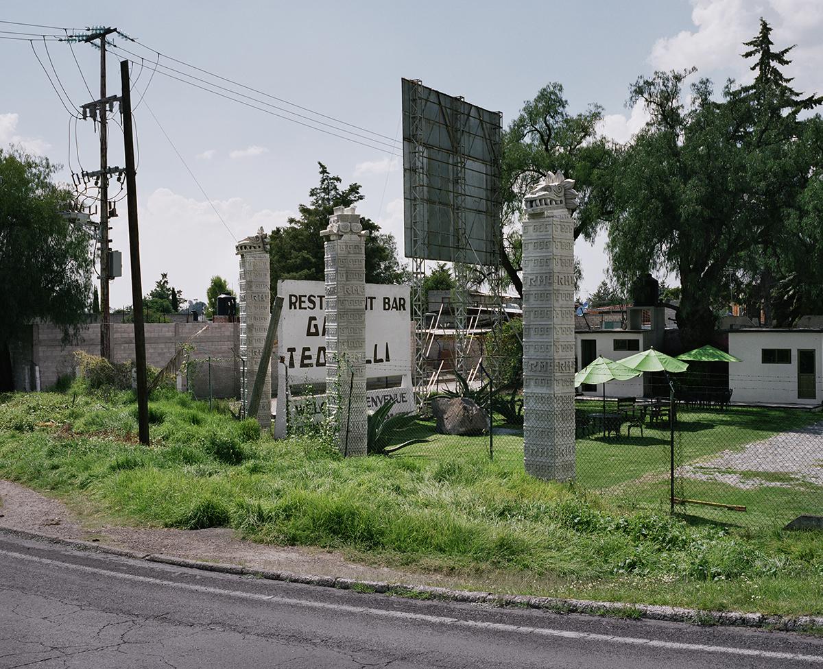 """Pablo López Luz, """"Camino a Teotihuacan"""" (2013), Mexico"""