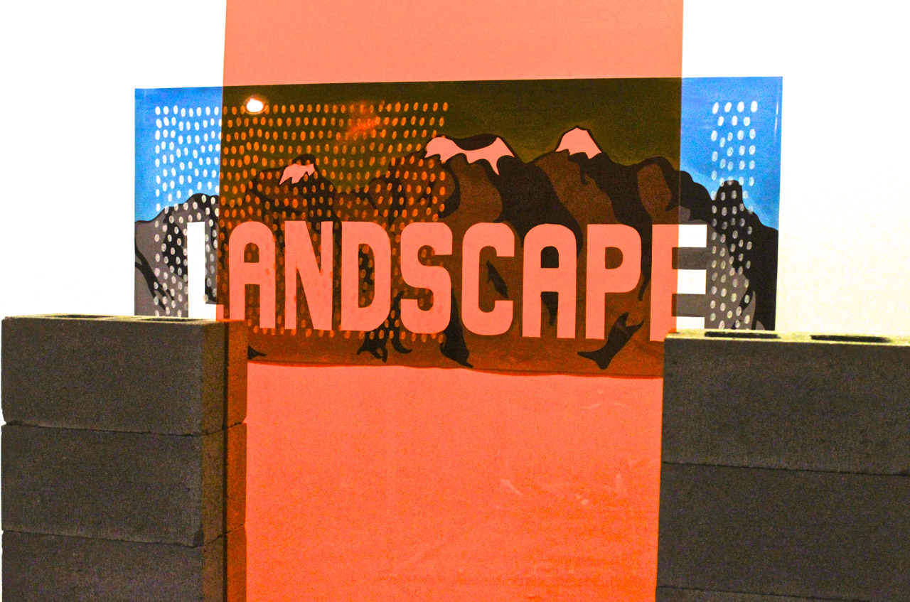 """Corrie Baldauf, """"Landscape"""""""