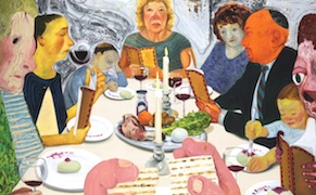 Post image for Revisiting a Jewish Ritual with Nicole Eisenman