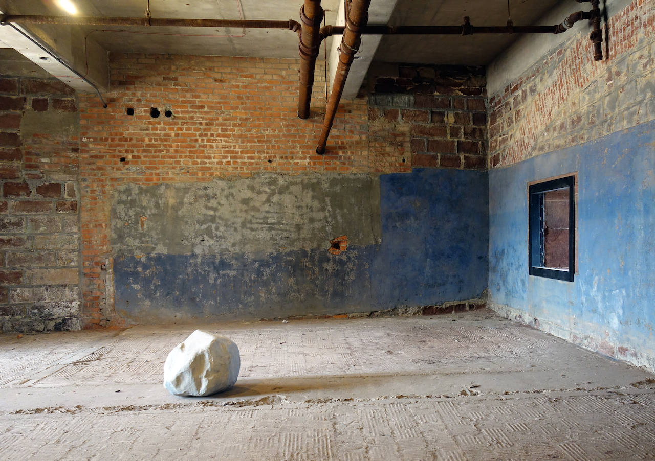 'Visitors' exhibition on Governors Island