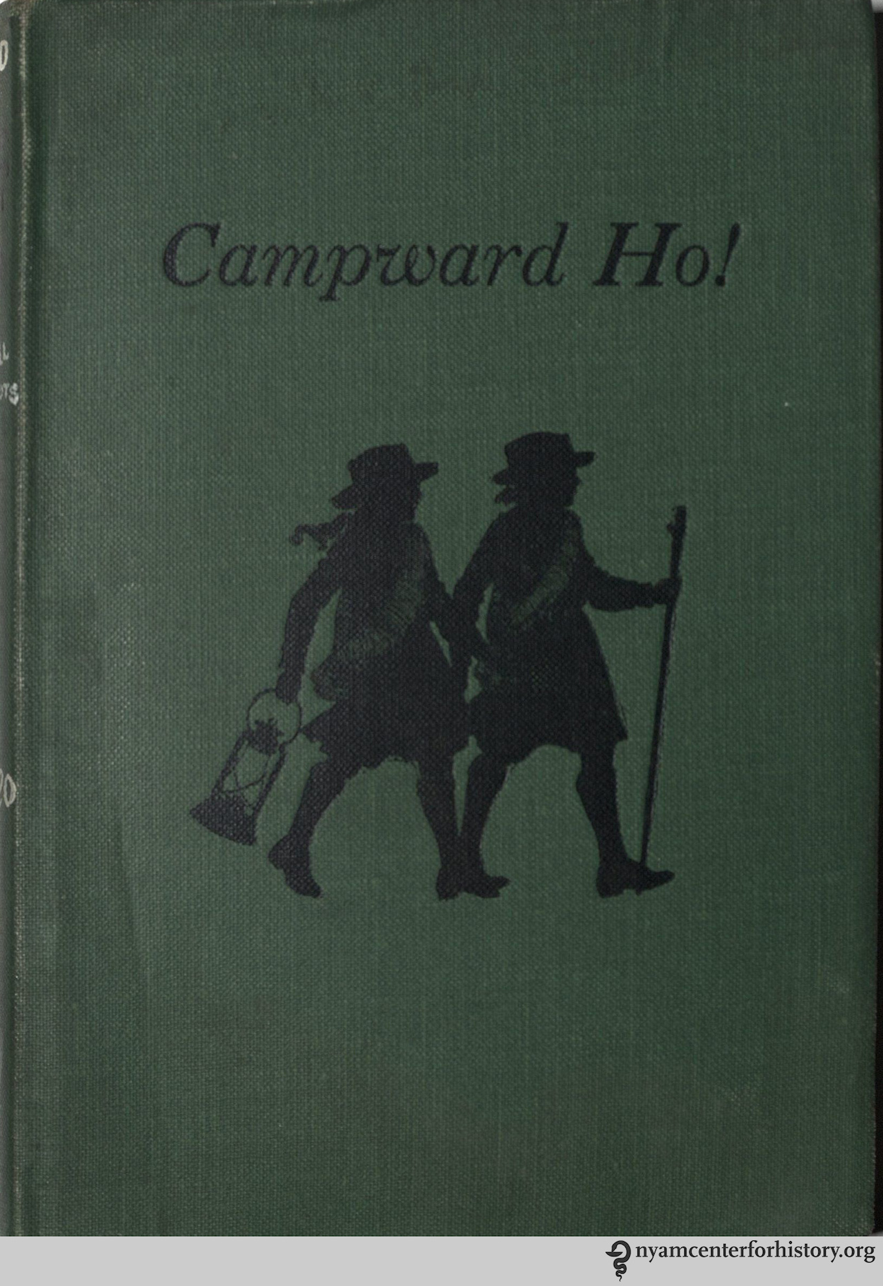'Campward Ho!' by Girl Scouts of the United States of Ameirca (1920)