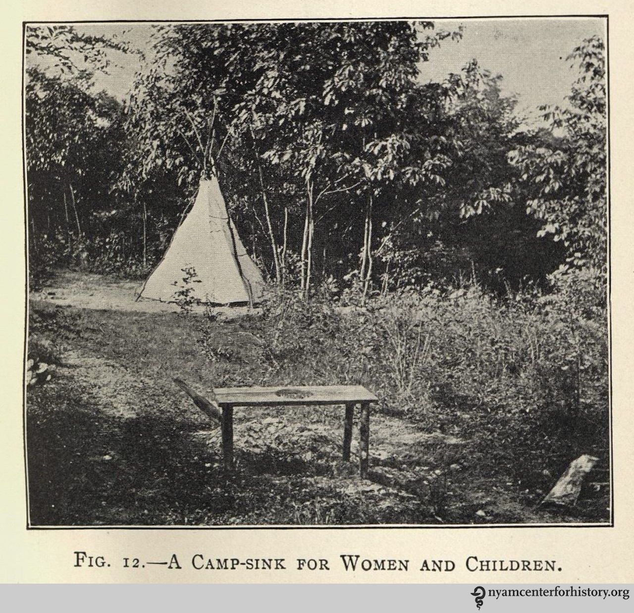'The Sanitation of Recreation Camps and Parks' by Harvey Brown Bashore (1908)